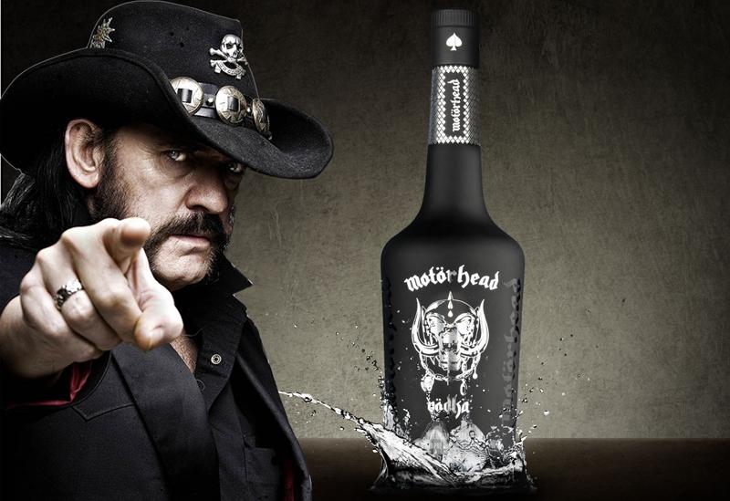 Resultado de imagen para motorhead vodka